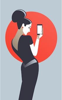 Ellegant mockup для мобильного экрана