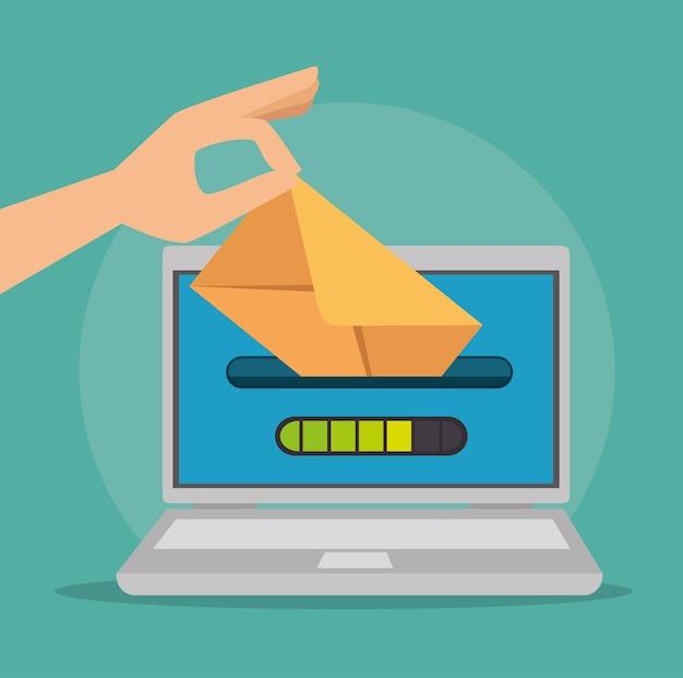 Email marketing internet advertising