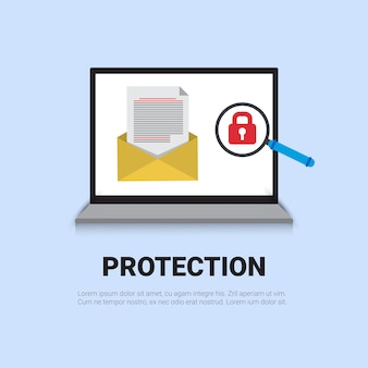 Email protection concept