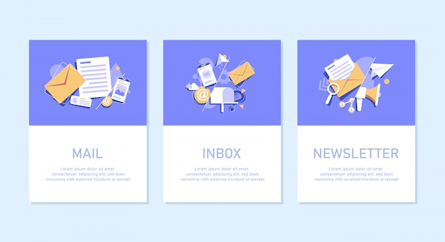 Email sending concept, online advertising,email and messaging,email marketing campaign,flat design icon