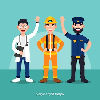 Emergency team