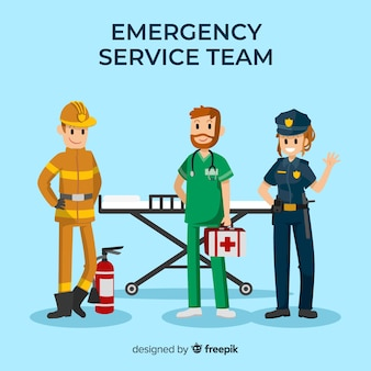 Emergency team
