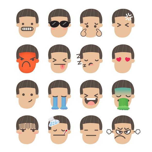 Emoji boy