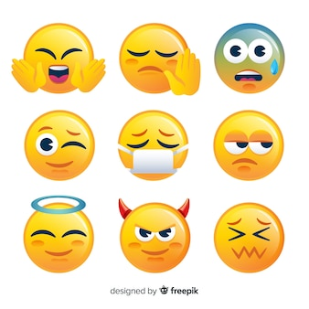 Emoji collection