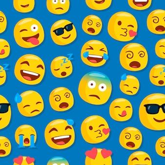 Emoji pattern