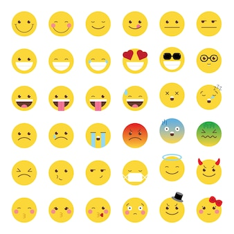 Emoji smiley emoticon