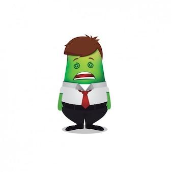 Employee avatar design