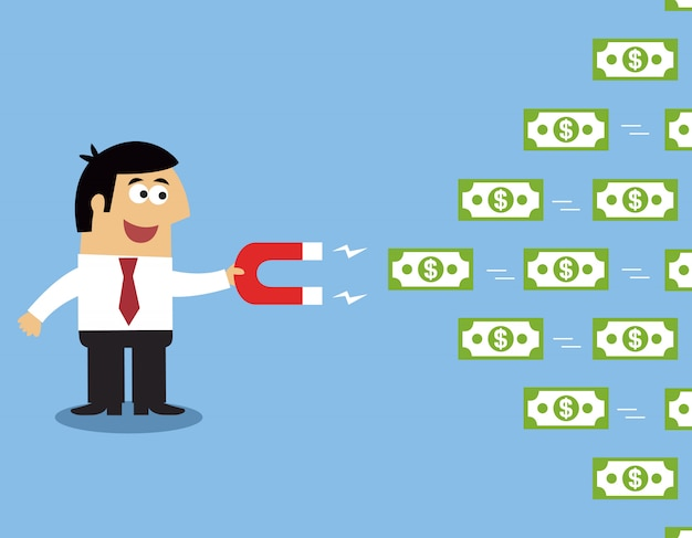 Employee money magnet