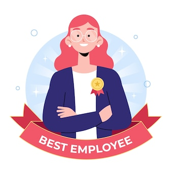 Employee of the month theme