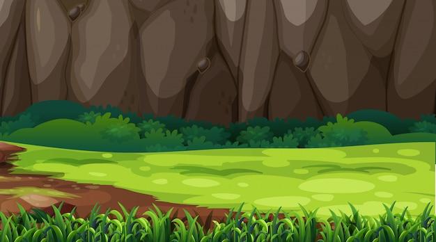 Empty background nature scene or backgroundry