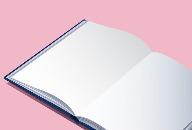 The empty book