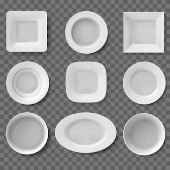 Empty clean bowl, kitchen utensil