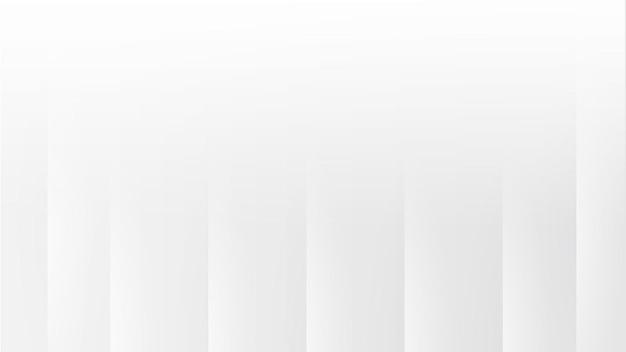 Empty pure white background