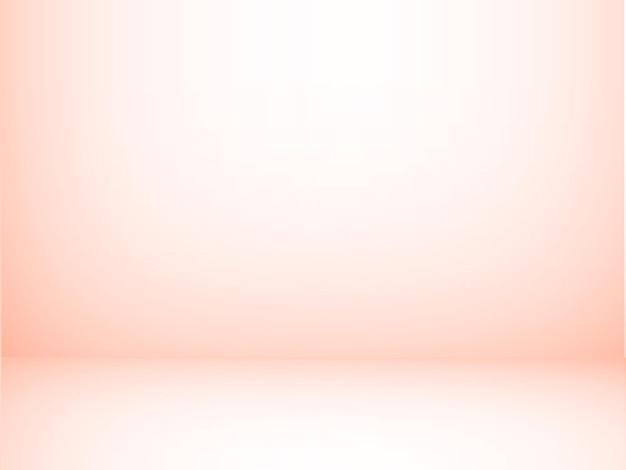 Empty red studio room, lighting background