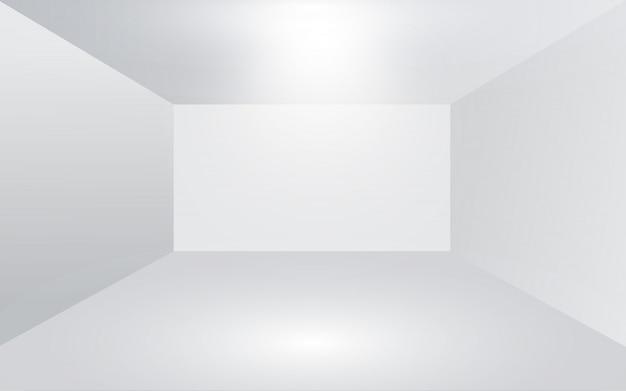 Empty room background