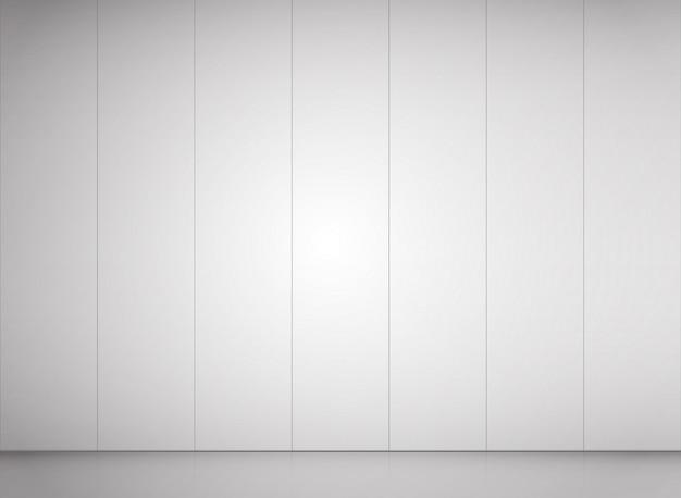商品の空部屋灰色の背景