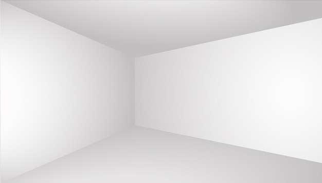 빈 방 스튜디오 코너 벽 배경