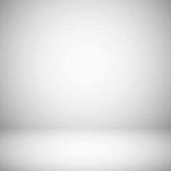 빈 흰색과 회색 빛 배경
