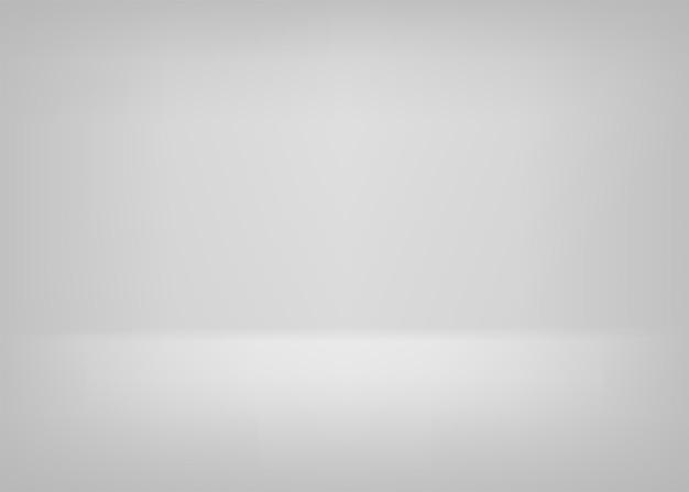 프레 젠 테이 션에 대 한 빈 흰색 배경입니다. 벡터 일러스트 레이 션.