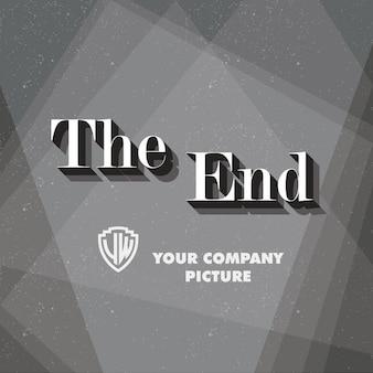 End credits sfondo