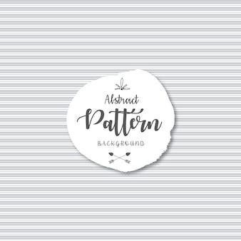 Endless texture grey stripe pattern background