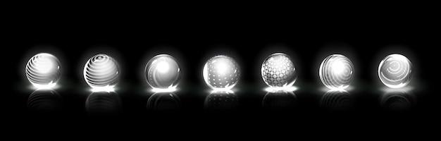 Energy bubble shields