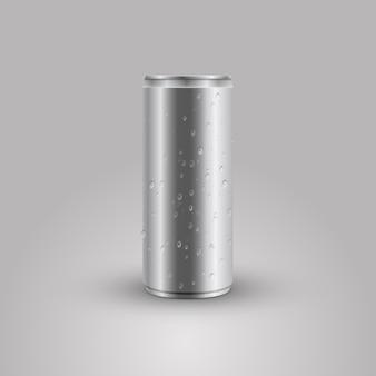 エネルギードリンクはモックアップのイラストをベクトル化できます