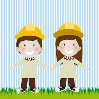 Engineer couple