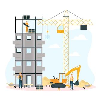 Ingegneria e costruzione