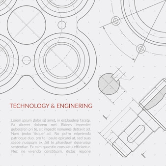 Engineering vector concept