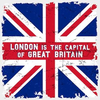 England flag poster