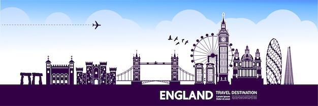 England travel destination.