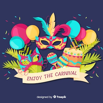 Enjoy the carnival