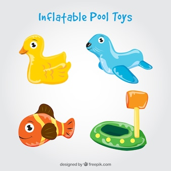 Приятные животные надувной бассейн игрушки