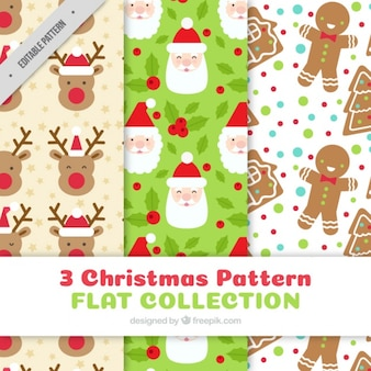 Enjoyable christmas patterns