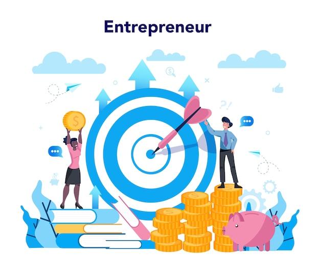 Enterpreneur 개념