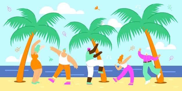 夏の海による娯楽