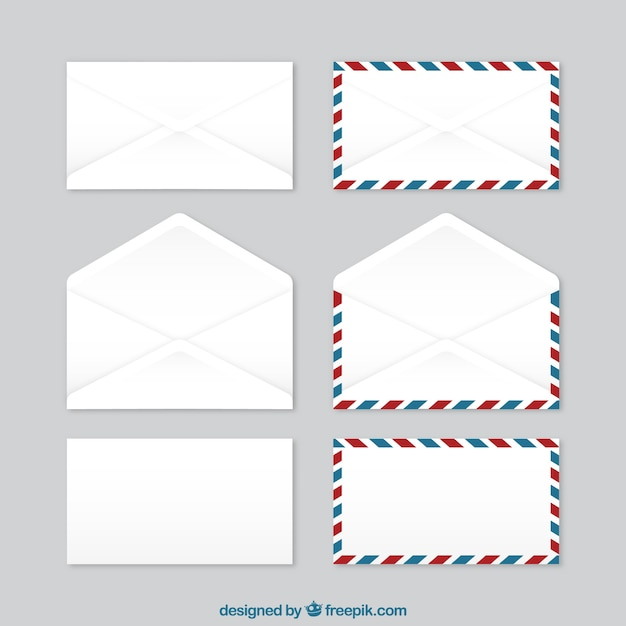 Lovely Envelopes Collection