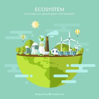 Концепция окружающей среды и экосистем