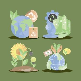 환경 생태 세계