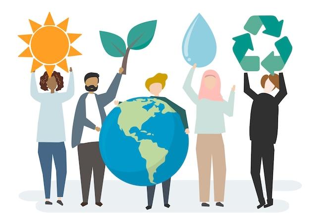 세계의 환경 보전 및 보호