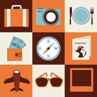 Изолированный дизайн иконок, векторная иллюстрация eps10 graphic