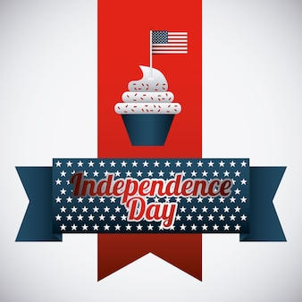 アメリカシンボルデザイン、ベクトルイラストeps10グラフィック