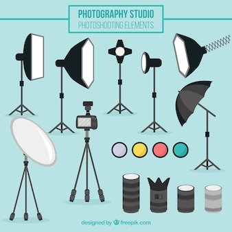 Equipment of photography