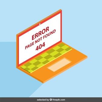 Error, page not found