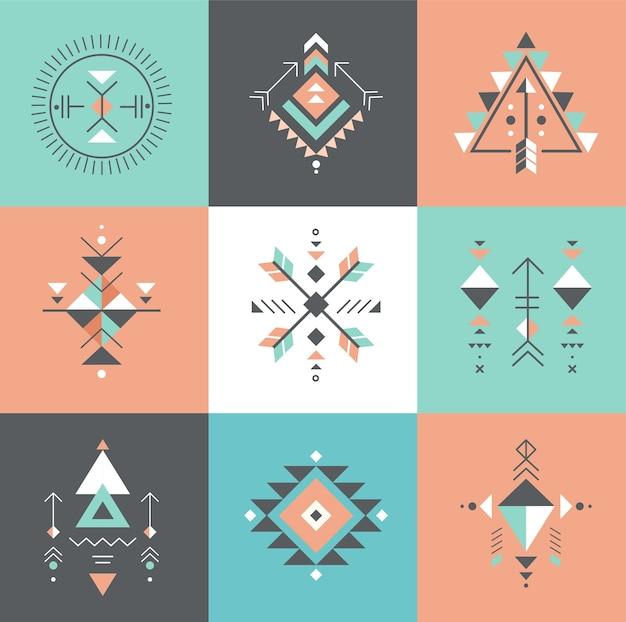 難解な、錬金術、神聖幾何学、部族とアステカ、神聖幾何学、神秘的な形、シンボル