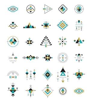 밀교, 연금술, 신성한 기하학, 부족 및 아즈텍, 신성한 기하학, 신비한 모양, 상징
