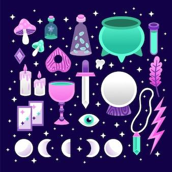 Esoteric elements concept