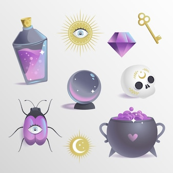 Esoteric elements concept