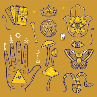 Esoteric elements pack